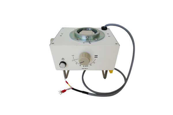 Collimator radiography for gastrointestinal machine