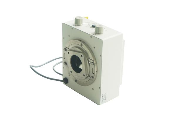 How to debug the 125kv x ray collimator