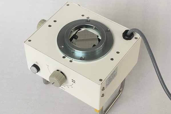 What X ray machine is collimated beam used for