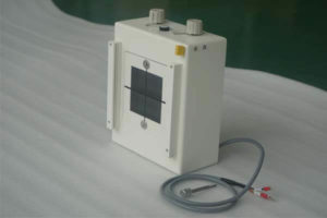 What are the models of the x ray collimator used in the 150KV tube